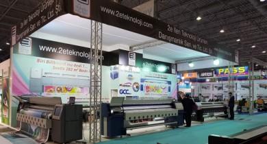 Fespa Eurasia 2016 Açıkhava Reklamcılığı Fuarındayız