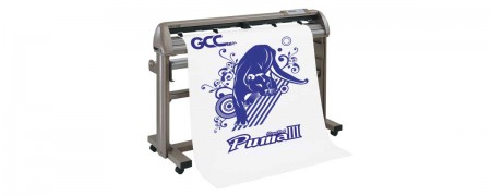 GCC Puma III Kesici Plotter